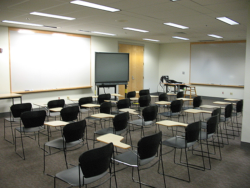 Modern College Classroom ~ How generation 'c will change education…forever online