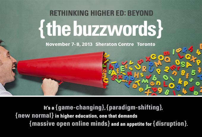 What New Education Buzzwords Actually >> Beyond The Buzz Words Highlights From The Higher Education Quality
