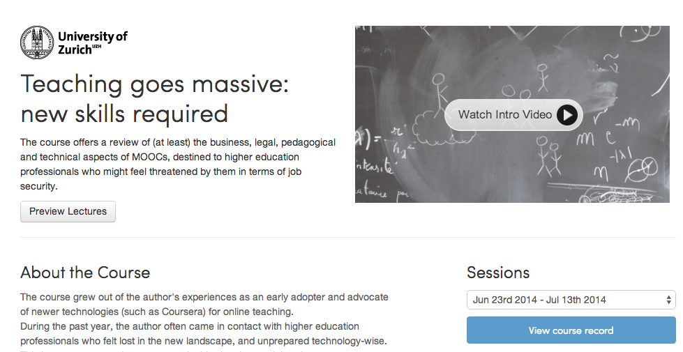 Coursera Online Learning Insights