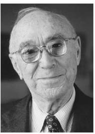 Jerome Bruner, educational psychologist and one of the founders of the constructivist learning theory. He also proposed the method of discovery learning.