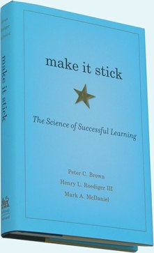 make it stick book cover