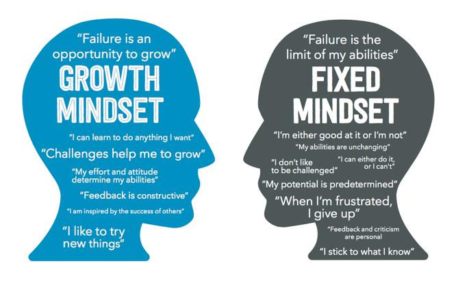 What Does a Growth Mindset Have to Do with Learning? | Online ...